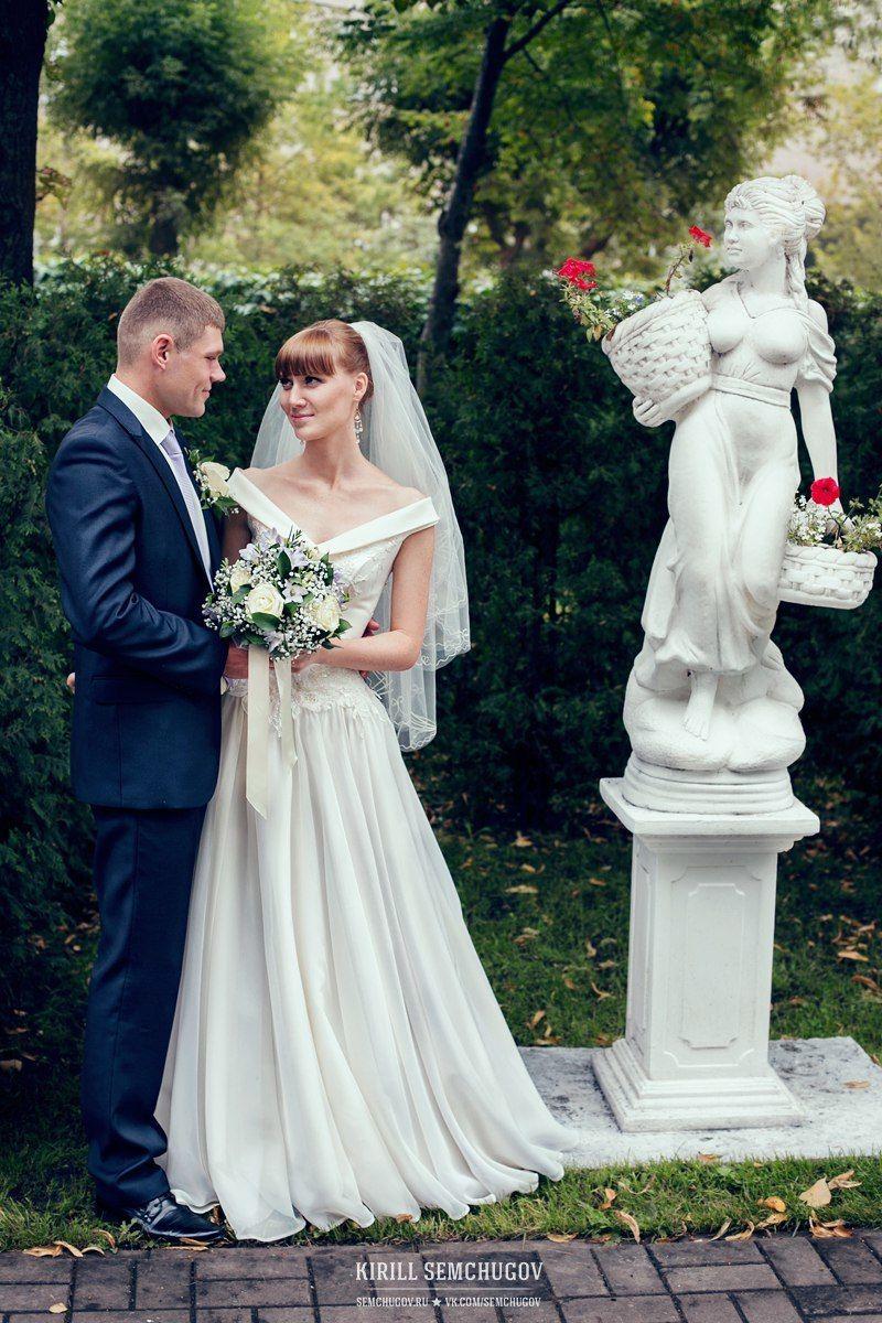 Свадьба Марии и Дмитрия - фото 13495340 Фотограф Кирилл Семчугов