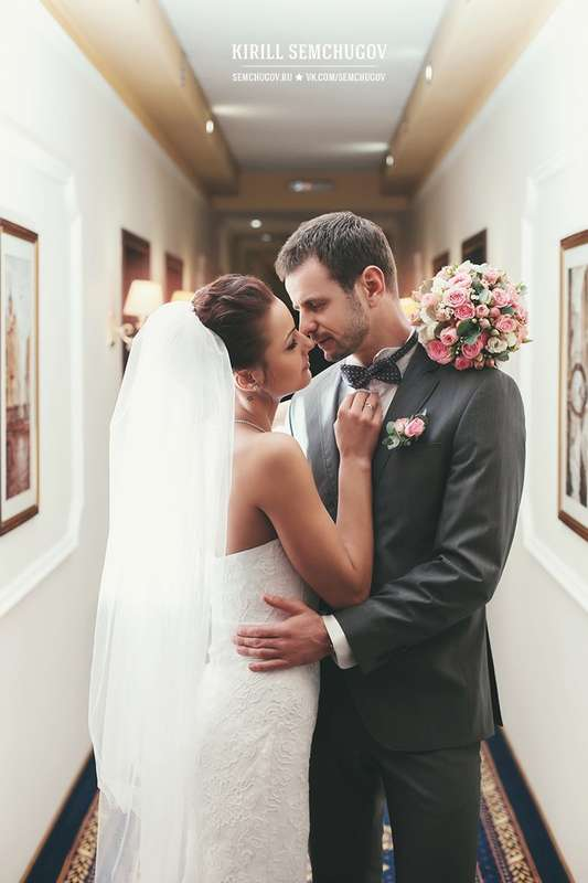 Свадьба Дарьи и Захара - фото 13495352 Фотограф Кирилл Семчугов