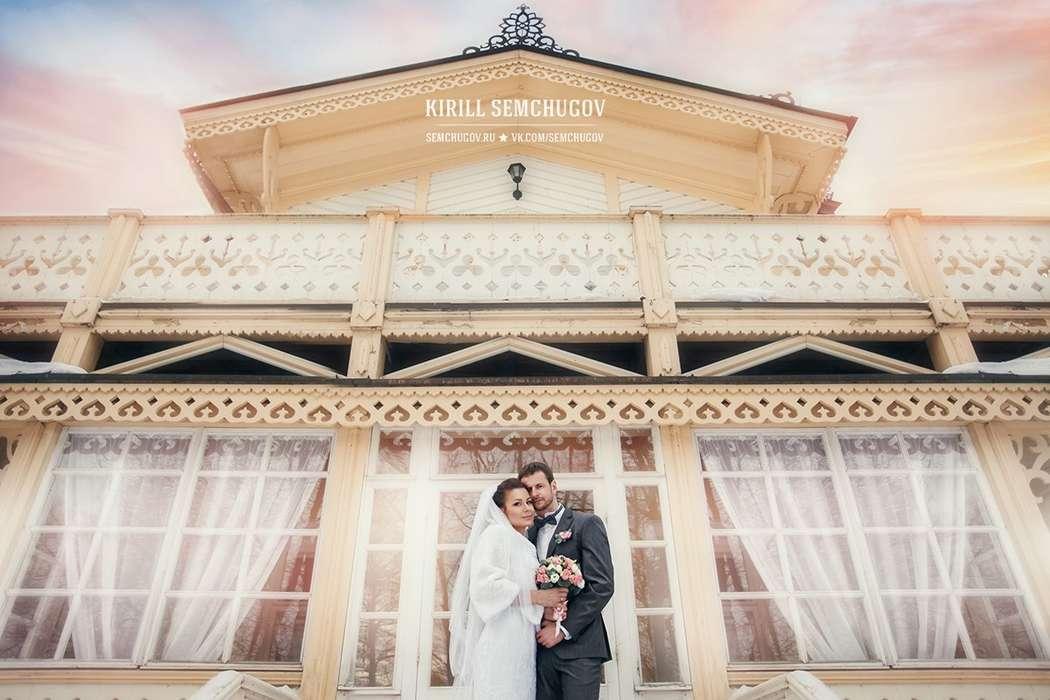 Свадьба Дарьи и Захара - фото 13495356 Фотограф Кирилл Семчугов