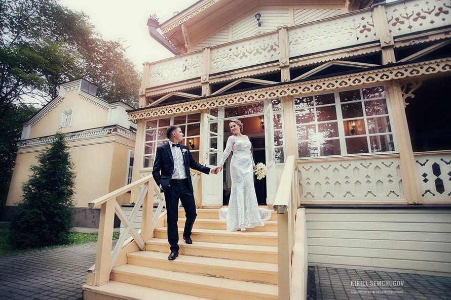 Свадьба Марины и Александра - фото 13495380 Фотограф Кирилл Семчугов