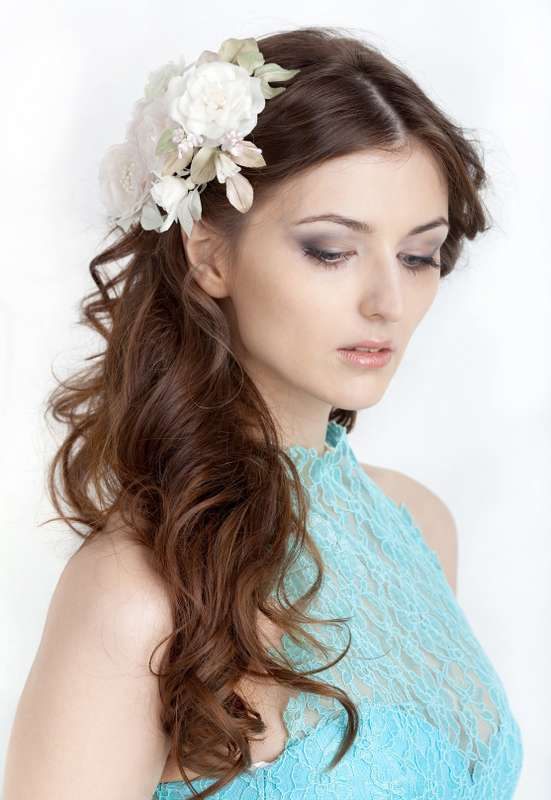 Фото 10411506 в коллекции Real bride - Стилист-визажист Анна Мордвинцева