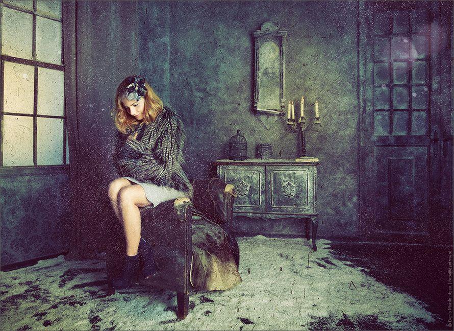 Фото 10411530 в коллекции Real bride - Стилист-визажист Анна Мордвинцева