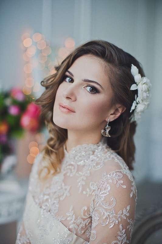 Фото 10411578 в коллекции Real bride - Стилист-визажист Анна Мордвинцева