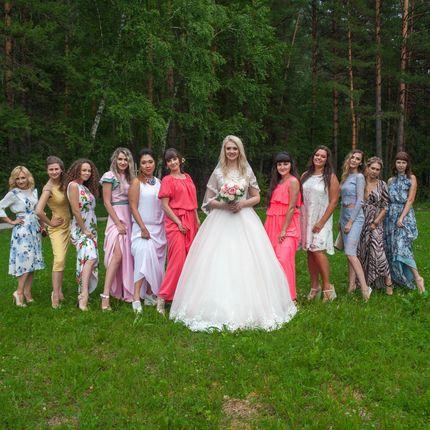 Монтаж клипа в день свадьбы (SDE)