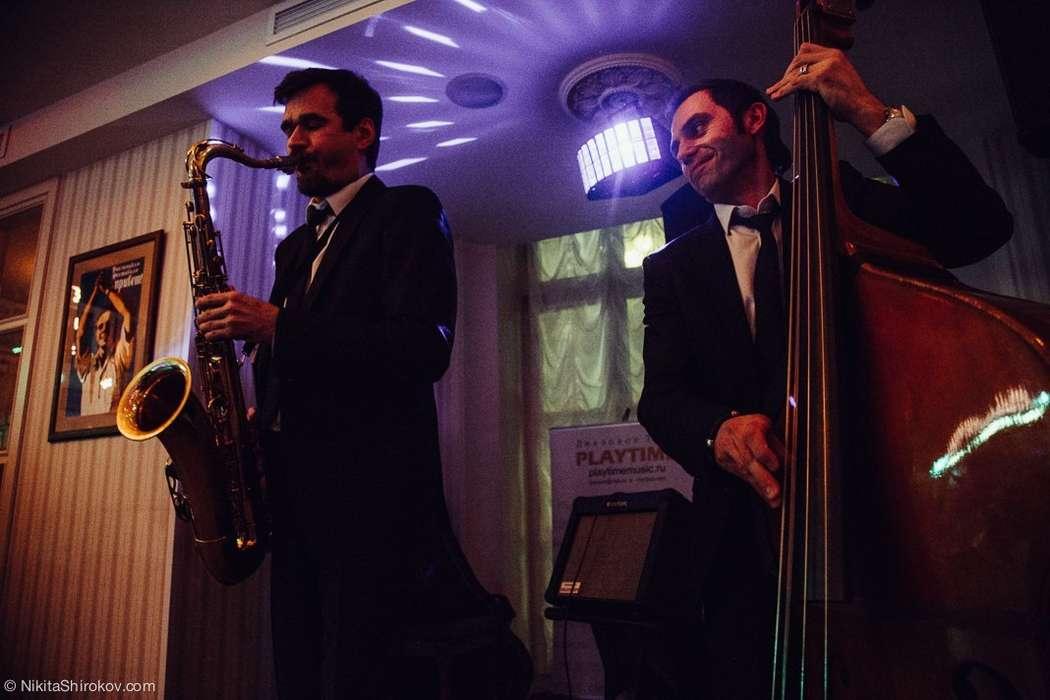 Джаз Кавер Трио Playtime - фото 4861267 Джаз-кавер-группа Playtime