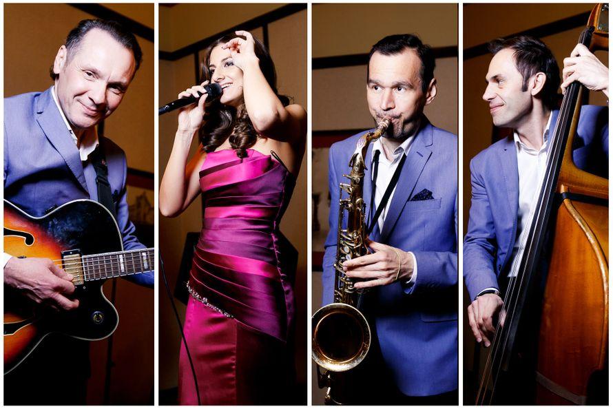 Джаз группа Playtime джазовые музыканты на свадьбу. Вокалистка джазовый вокал. Кавер группа Хиты. Саксофонист живое исполнение. - фото 14661452 Джаз-кавер-группа Playtime