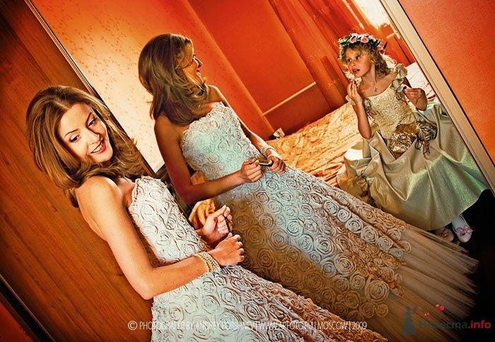 Фото 25305 в коллекции Фотографии со свадеб - Фотограф Андрей Поршнев