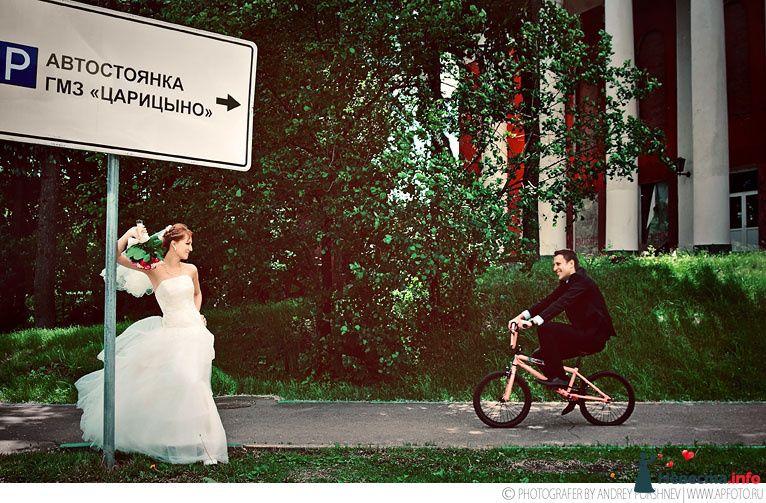 Фото 125091 в коллекции Фотографии со свадеб - Фотограф Андрей Поршнев