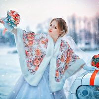 Winter Wedding...