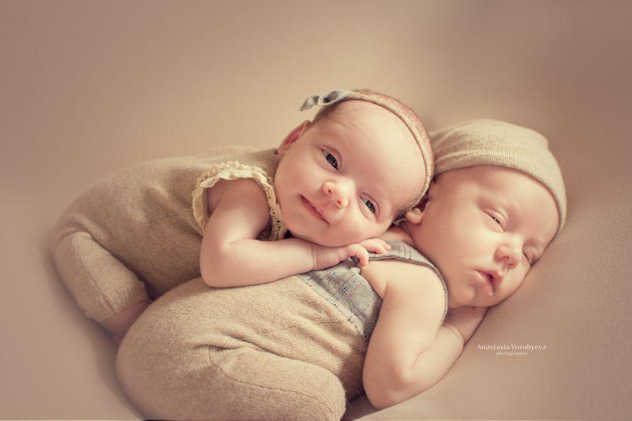 Фотосъёмка новорожденные, 1-3 часа