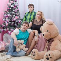 Катя ,Витя и Влад. Фотостудия CHIBELEK. фотограф Казаков Евгений.