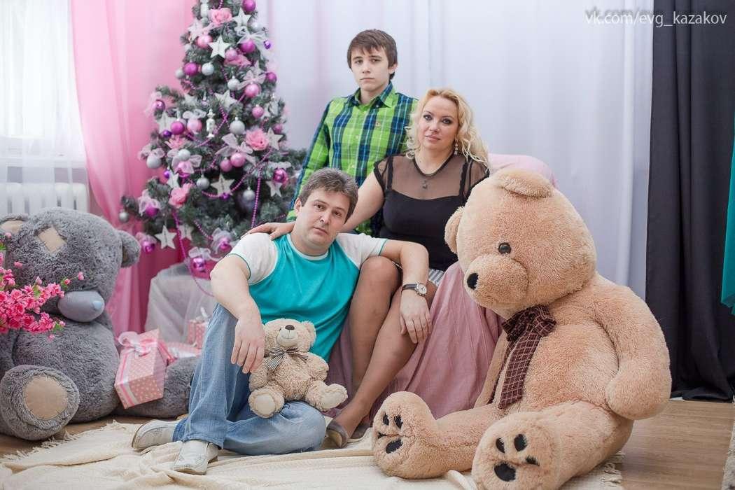 Катя ,Витя и Влад. Фотостудия CHIBELEK. фотограф Казаков Евгений. - фото 7928518 Казакова Ирина - видеограф