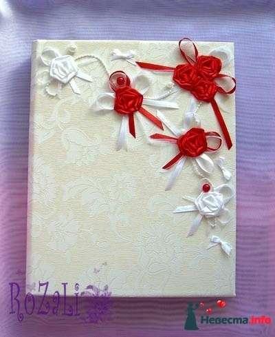 1 - фото 282783 Аксессуары для свадьбы от rozali