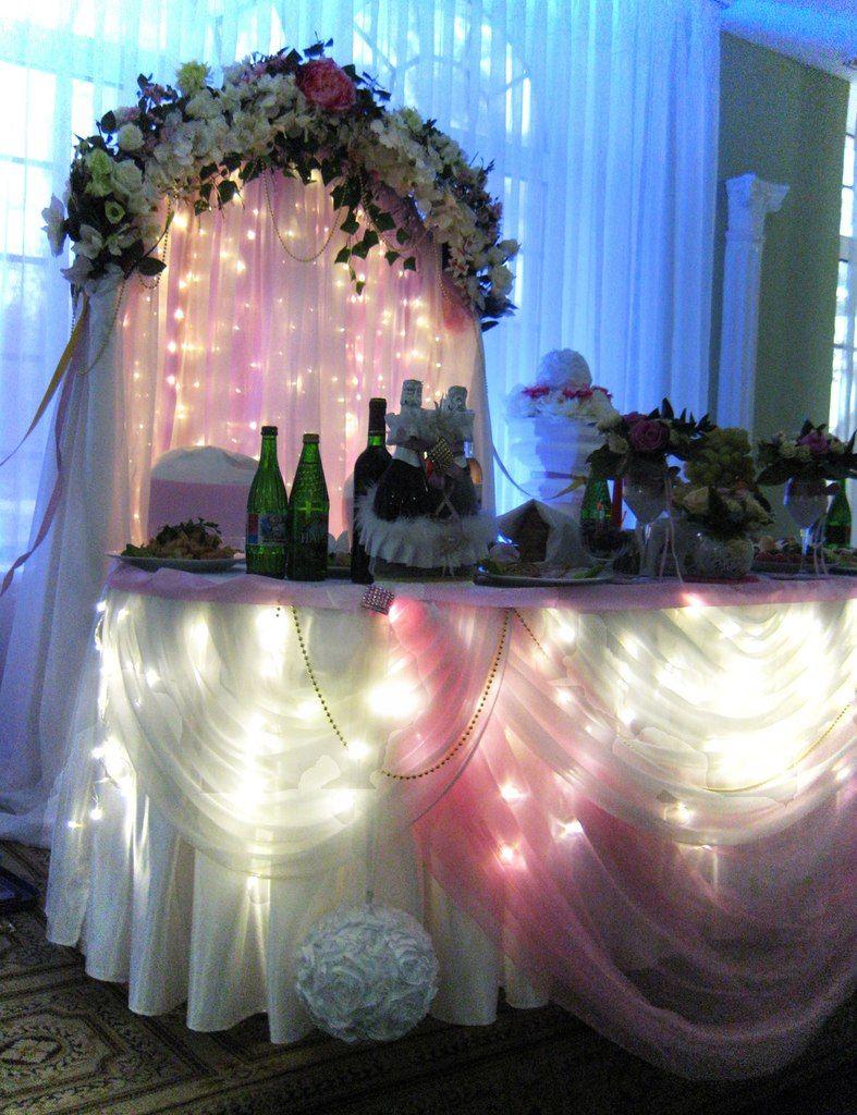 """Светодиодная подсветка - фото 1763037 """"Центральное развлекательное управление"""" - свадебное агентство"""