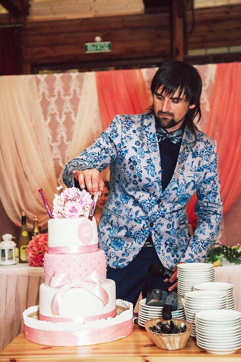 Фото 7252592 в коллекции А, ты готов превратить свою свадьбу в яркое, незабываемое событие... - Ведущий Александр Кужелев
