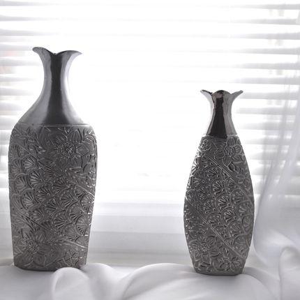 Набор ваз серебряных - аренда на сутки