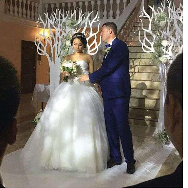 Красивая пара и красивая свадьба Ксюши и Вадима!Ребята,счастья вашей семье на долгие годы!Танец прошел на ура!!!и мы счастливы!! - фото 11170254 Студия свадебного танца «Contrast»