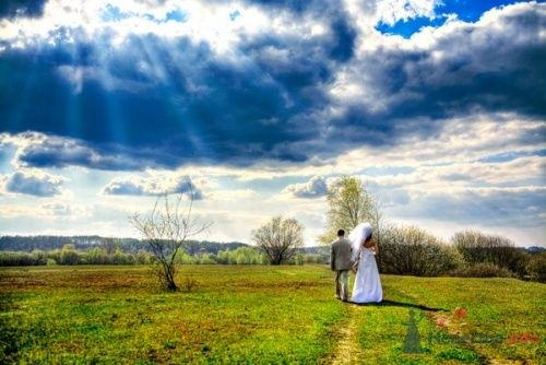 Фото 21989 в коллекции Мои свадебные работы - gfhfljrc