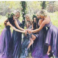 Макияж для подружек невесты