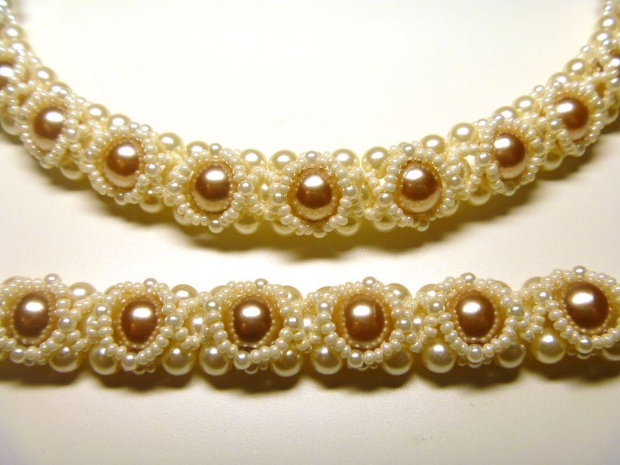 Фото 878477 в коллекции Свадебная бижутерия - Стадникова Елена - бижутерия ручной работы
