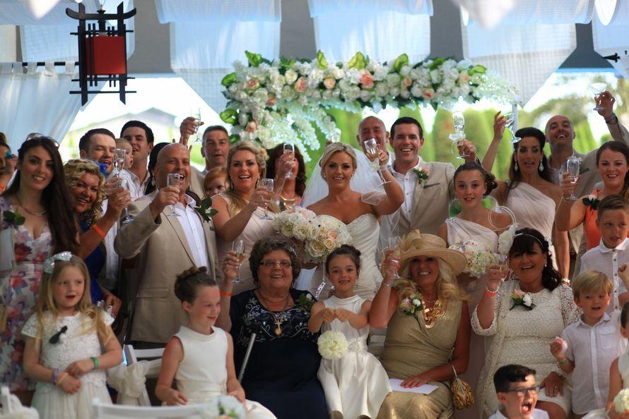 Фото 6932982 в коллекции Свадьбы в Турции - Свадебноe агентство Wedding City Antalya