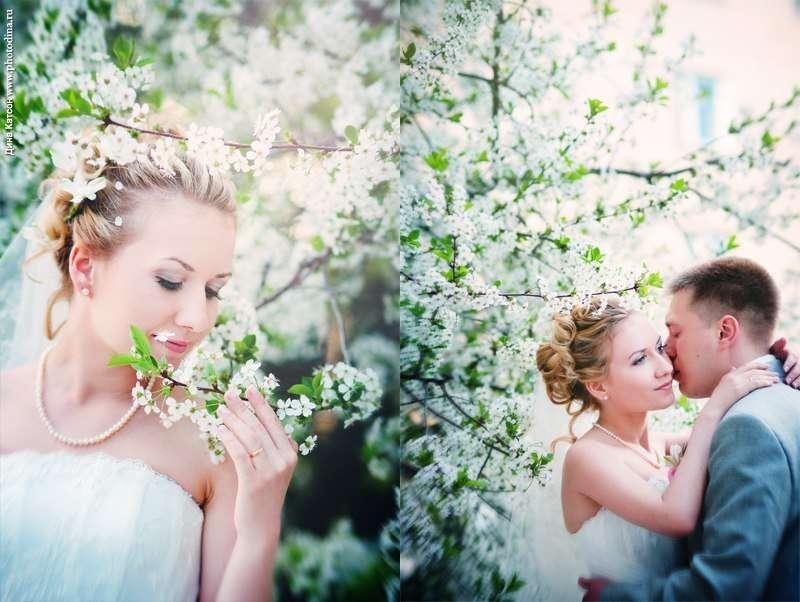 принца сторону, свадьбы в апреле фото тогда