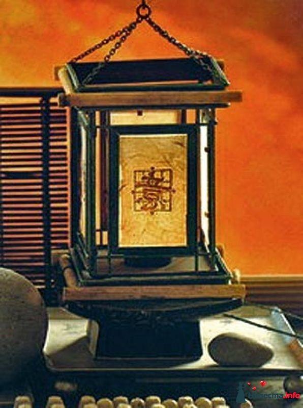 Как сделать китайский светильник своими руками
