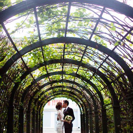 Фотосъемка половины свадебного дня