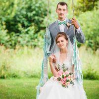Свадьба Татьяны и Виктора. Фотограф Екатерина Куранова