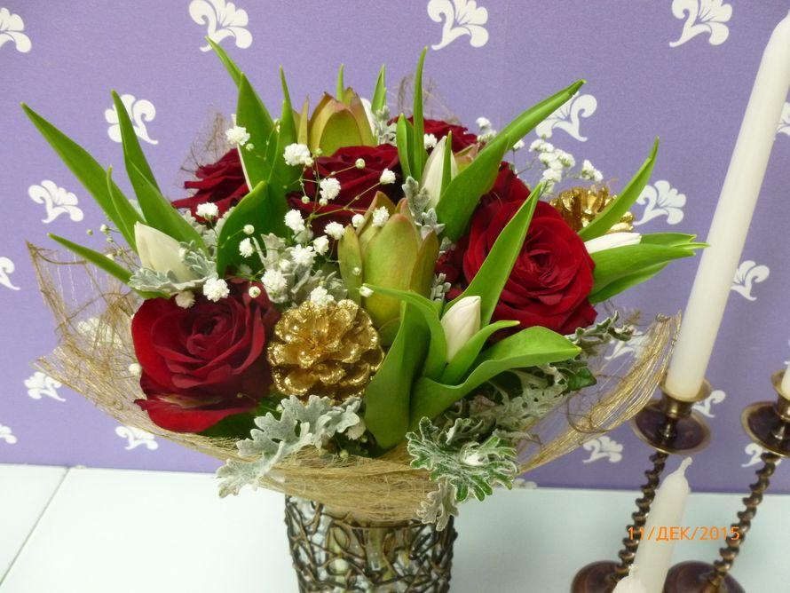 """Фото 9014116 в коллекции Букеты невесты - Бутик цветов и подарков """"All for you"""""""