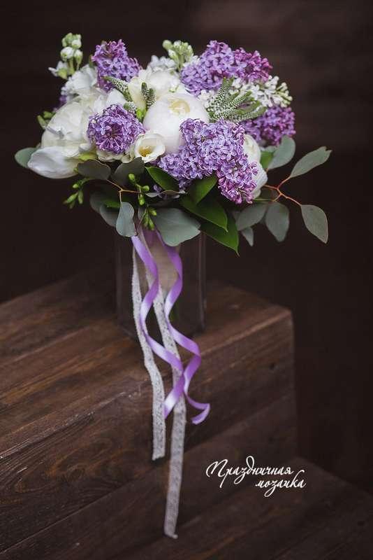 """Фото 10929400 в коллекции Букет невесты - Студия флористики и декора """"Праздничная мозаика"""""""