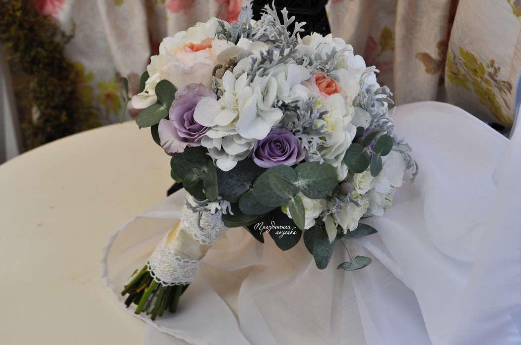 """Фото 14112470 в коллекции Букет невесты - Студия флористики и декора """"Праздничная мозаика"""""""