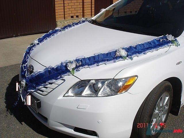 "Фото 300177 в коллекции Тойота Камри - Компания ""Автопрофи"" - свадебный кортеж"