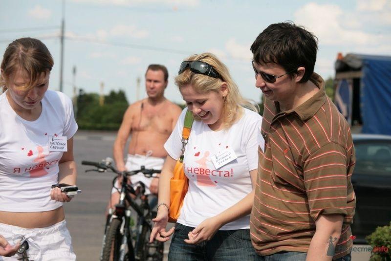 """Фото 29753 в коллекции Встреча """"Невеста.info"""" на Воробьёвых горах 12 июля 2009 года"""
