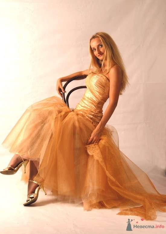 """Невеста в золотом - фото 23474 Арт-Ателье """"Костюмер"""""""
