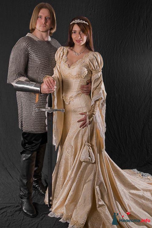 """Свадьба в средневековом стиле - фото 85837 Арт-Ателье """"Костюмер"""""""