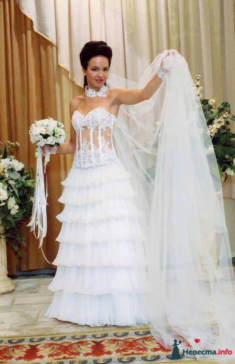 """Стильное и сексуальное платье - фото 85839 Арт-Ателье """"Костюмер"""""""