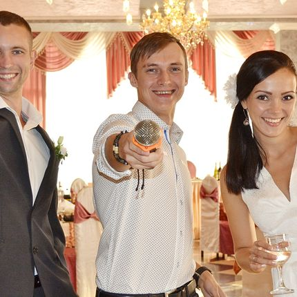 Проведение свадьбы , 5 часов