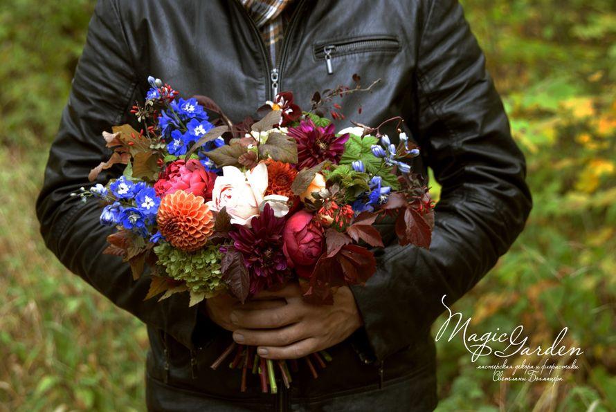 """Фото 16526882 в коллекции Портфолио - Мастерская оформления свадеб """"Magic garden"""""""