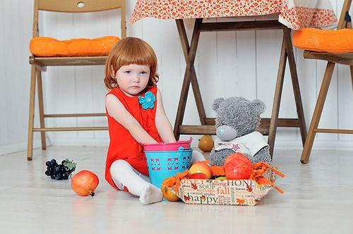 Детский фотограф в Краснодаре, семейный фотограф в Краснодаре, детская фотосессия в студии Краснодар - фото 1520955 Фотограф Юлия Стариченко