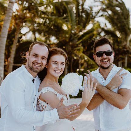 Ведение свадьбы за границей (без DJ )