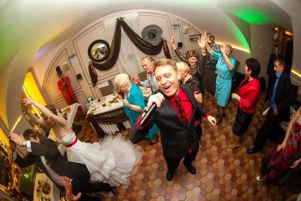 Ведущий на Свадьбу Сергей Кулиев - фото 10054650 Дуэт - ведущий Сергей Кулиев и DJ Андрей Маркьянов