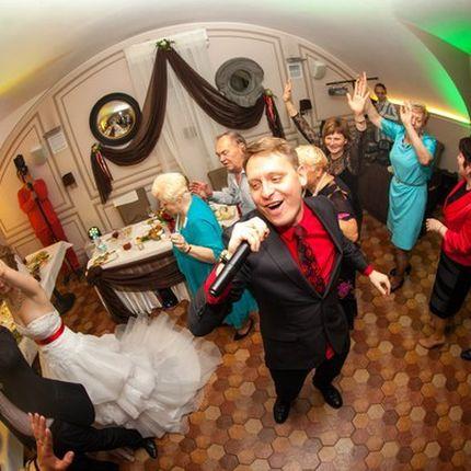 Ведущий на свадьбу, DJ, свет и фото