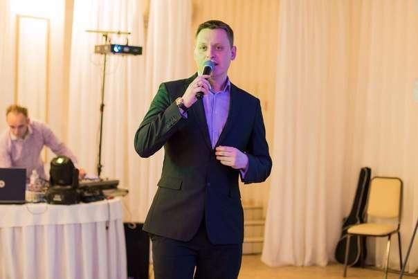 Ведущий на Свадьбу Сергей Кулиев - фото 10054682 Дуэт - ведущий Сергей Кулиев и DJ Андрей Маркьянов