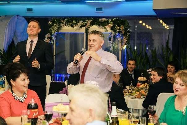 Ведущий на Свадьбу Сергей Кулиев - фото 10054688 Дуэт - ведущий Сергей Кулиев и DJ Андрей Маркьянов