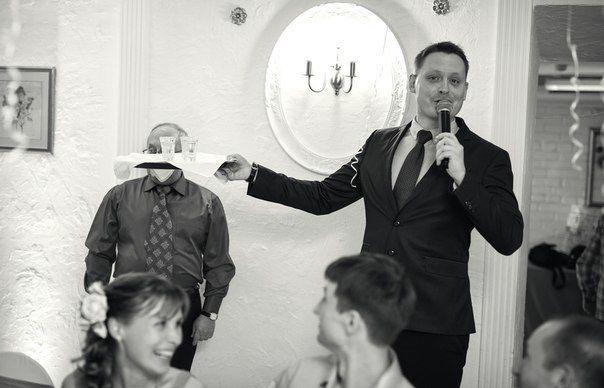 Ведущий на Свадьбу Сергей Кулиев - фото 10054694 Дуэт - ведущий Сергей Кулиев и DJ Андрей Маркьянов