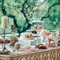 Candy Bar  Оформление от Love Letter Wedding