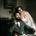 Утро невесты и жениха в отеле