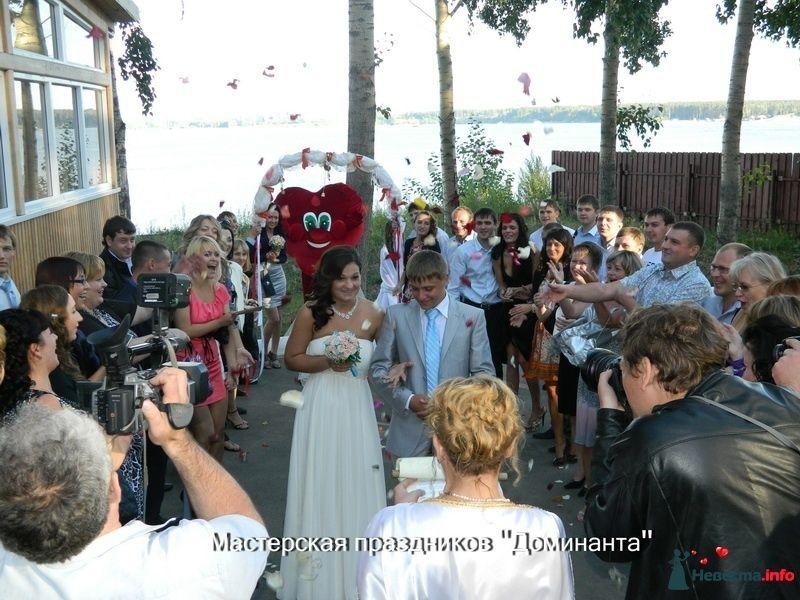 Встреча молодых - фото 311739 Тамада Марьяна Плетнева
