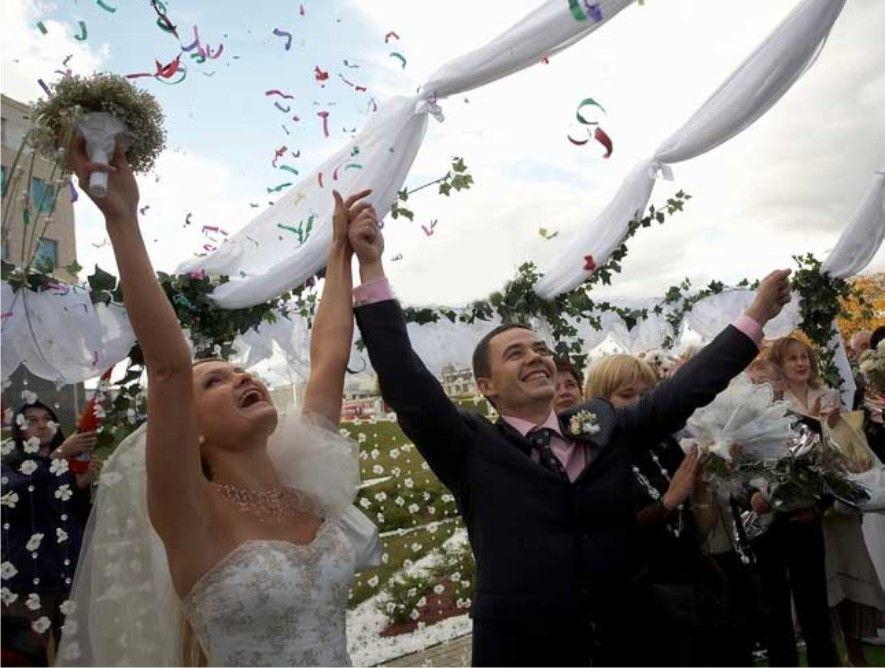 Интересный сценарии свадьбы
